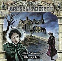 GRUSELKABINETT-FOLGE 104 - ALLERSEELEN  CD NEW