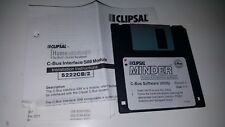 Clipsal home Minder C-Bus Softwre Rev 2 C-Bus interface Sim Module 5222CB/2Cl