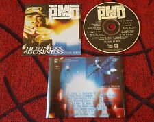 PMD **Business Is Business (Clean Version)** RARE 1996 USA PROMO CD *NO BAR CODE