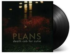 Plans - 2 DISC SET - Death Cab For Cutie (2016, Vinyl NEUF)