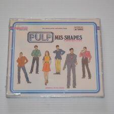 PULP - MIS-SHAPES  - 1995 CD SINGLE 3-TRACKS NEW & SEALED