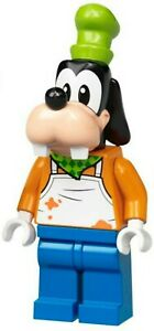 LEGO Disney Goofy Minifigure From Set 10776 NEW