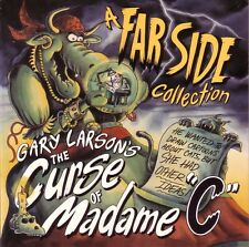 """CURSE OF MADAME """"C"""" -FAR SIDE COLLECTION GARY LARSON HIGHLY COLLECTABLE SOFTCOVE"""