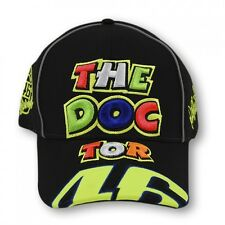 CAP HAT OFFICIAL MOTOGP 2016 VALENTINO ROSSI THE DOCTOR 46 SIZE U ADJUSTABLE