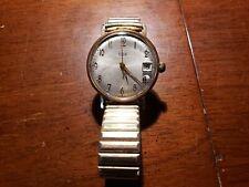 Vintage Elgin Gold Men's Wristwatch