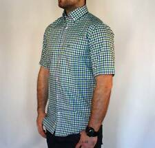Paul&Shark Check Loose Fit Casual Shirts & Tops for Men