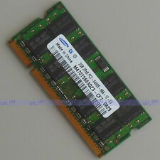 NEW Samsung 2GO DDR2 800 800mhz PC2-6400S Laptop Mémoire 2G Ram Sodimm free ship