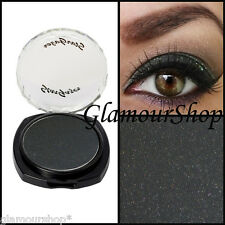 BLACK GOLD Eyeshadow by Stargazer Black eye shadow with micro glitter