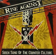 RISE AGAINST : SIREN SONG OF THE COUNTER-CULTURE  ( LP Vinyl) sealed