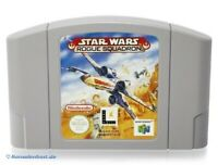 N64 / Nintendo 64 Spiel - Star Wars: Rogue Squadron Modul