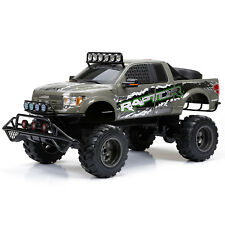 New Bright RC 1:6 Scale Ford Raptor Truck Gray Remote Kids Toy Car New Best Fast