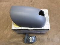 Mercedes E Class W210 DRIVERS SIDE Door Mirror Cover BRAND NEW GENUINE