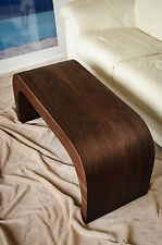 Designer Walnut Coffee Table / Accent Table / TV Stand by KRÖMM design