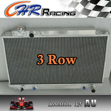 3 Rows Aluminum Radiator for Toyota Cressida MX83 1989-1993 Automatic & Manual
