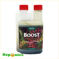 Hydroponics 1 Litre CANNA Boost Accelerator Nutrients Boosts The Metabolism