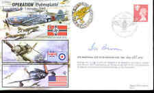 JS50 50/45 RAF Cover WWII WW2 Op Bodenplatte signed Air Marshal BROOM DSO DFC**