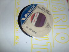 "7"" PROMO FIVE LORDS JOHNNY GUITAR HIGH MOON VG+/ EX"