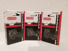 """3 Pack Oregon 91PX050G Chainsaw 14"""" 3/8 .050 63PMC3 50 S50"""
