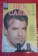 Vintage Dell 1962  Ben Casey ( Vincent Edwards )  # 3 comics  book.