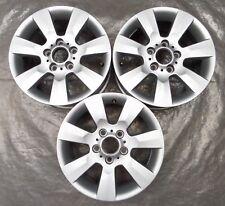1 BMW Alufelge Styling 169  7Jx16 ET47 6766734 3er E46 F2588