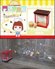 Miniature Re ment Orcara Store Canteen Caca Food Set 7 full
