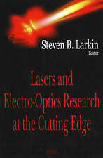 Lasers & Electro-Optics Research at the Cutting Edge - New Book
