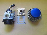 Minimoto Mini dirt bike ATV carburettor carb kit performance racing 47 / 49cc