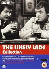 The Likely Lads Collection DVD Box Set R4 New Sealed 6 Disc BBC James Bolam