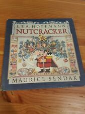 Nutcracker E.T.A. Hoffmann Illustrated Maurice Sendak Christmas 1st Ed