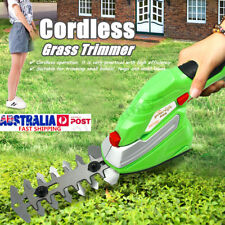 4.5V Cordless Hedge Trimmer Shear Grass Cutter Lithium-Ion Electric Garden