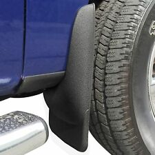 Ford F150 Mud Flaps 2004-2014 Mud Guards Splash Guards Molded 2 Piece Set Front