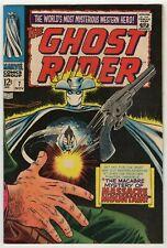 Ghost Rider (1967) #7 1st Prt Massacre Mountain Gary Friedrick Dick Ayers VF/NM