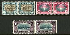 South Africa  1939  Scott # B9-B11  Mint Never Hinged Set