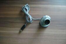 Microsoft Wired LifeCam VX-6000 Webcam USB 2.0 silber