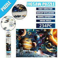 234 Pieces Jigsaw Puzzles Educational Toys Space Traveler Kids Puzzle Game Gift