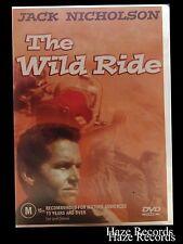 THE WILD RIDE DVD Jack Nicholson Excellent Condition