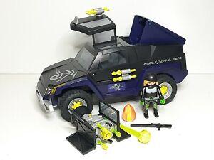 Playmobil 4878-A - Robo Gangster SUV