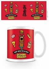 Official Scooby Doo - Scooby Snacks - Boxed Ceramic Mug