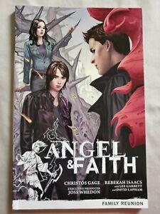 ANGEL & FAITH VOLUME 3: FAMILY REUNION TPB Graphic Novel 2013