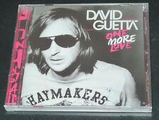 DAVID GUETTA - ONE MORE LOVE CD