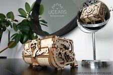 UGEARS Antik-Schatulle 3D Modellbausatz - Schmuckkästchen Mechanisches Modell