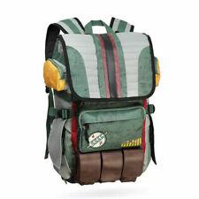 Star Wars Boba Fett Costume Backpack Laptop Bag School Bag Travel Outdoor Bag