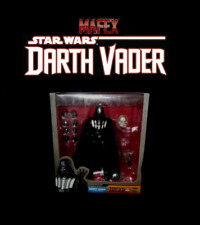 "Medicom Star Wars: DARTH VADER (Return of the Jedi) Movie MAFEX 6"" Action Figure"