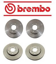 For Lincoln Navigator Ford Expedition Front Rear Disc Rotors Brake KIT Brembo