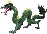 Dragons Vert Chinese Dragon PVC Figurine 60439 Plastoy