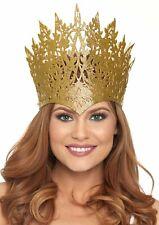 Leg Avenue Glitter Die Cut Crown Queen Adult Halloween Costume Accessory A2844