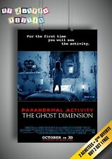 PARANORMAL ACTIVITY Poster Affiche Movie Horror