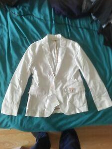 New Alviero Martini White Jacket Boys