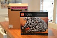 New Lego Star Wars Millennium Falcon 75192 Ultimate Collectors Series UCS