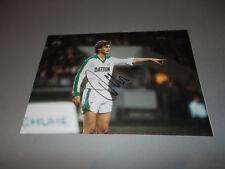 Armin Veh Borussia Mönchengladbach signé signed autographe photo 20x28